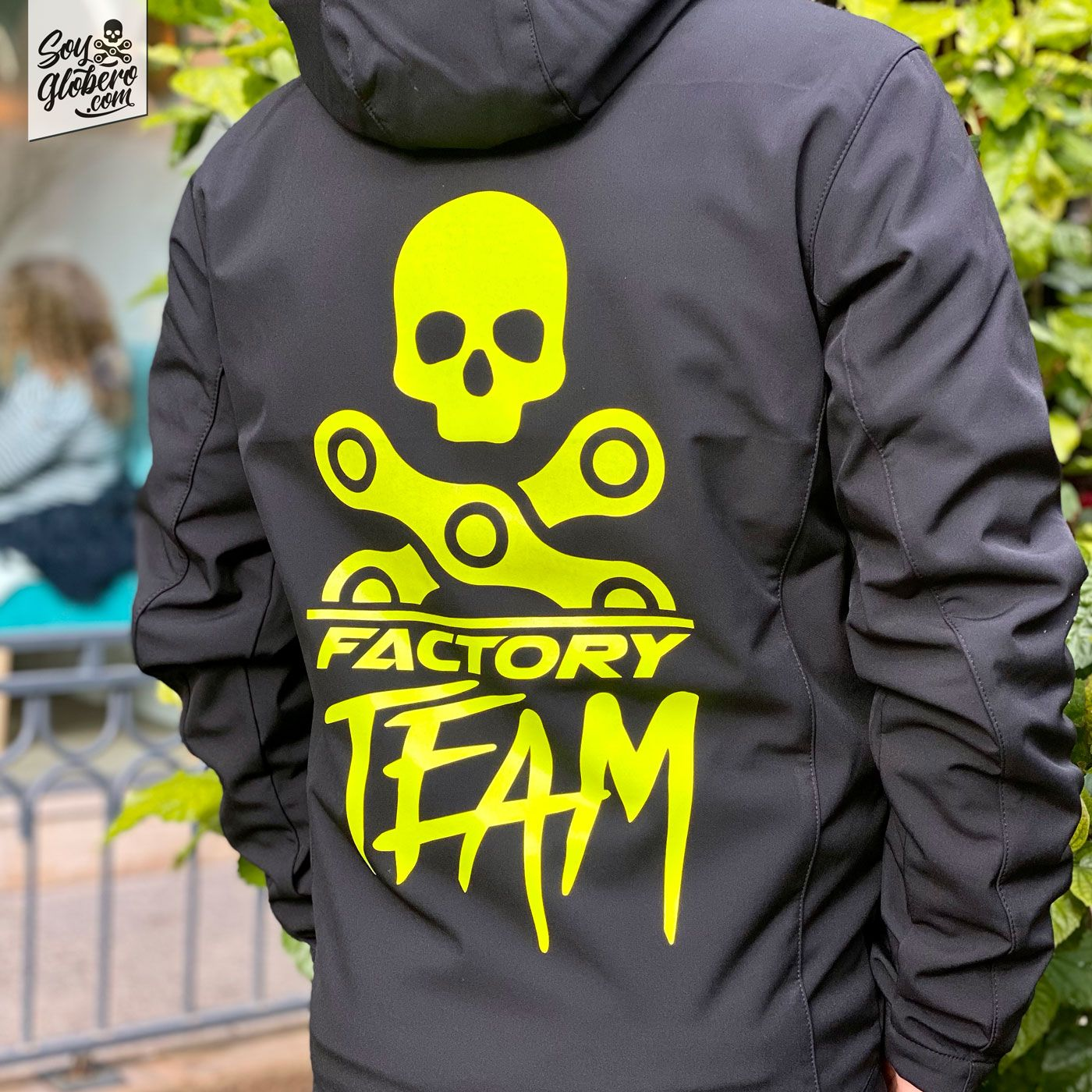 Chaqueta Factory Team
